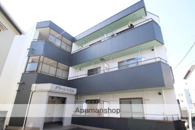東京都葛飾区、新小岩駅徒歩17分の築24年 3階建の賃貸マンション