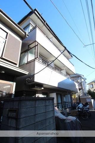 東京都江戸川区、平井駅徒歩12分の築25年 3階建の賃貸マンション