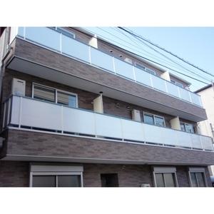 東京都墨田区、曳舟駅徒歩10分の築7年 3階建の賃貸アパート