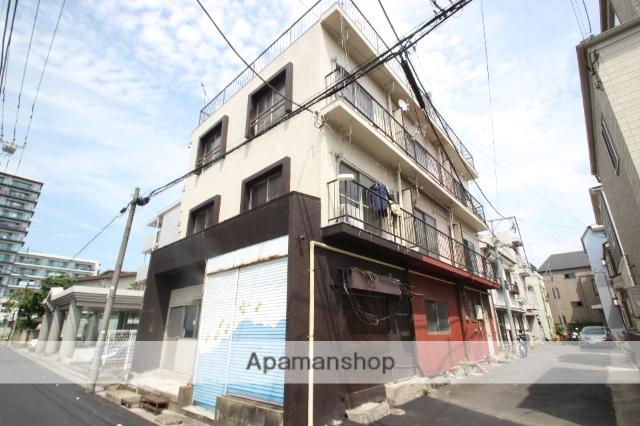 東京都江戸川区、平井駅徒歩10分の築48年 3階建の賃貸アパート