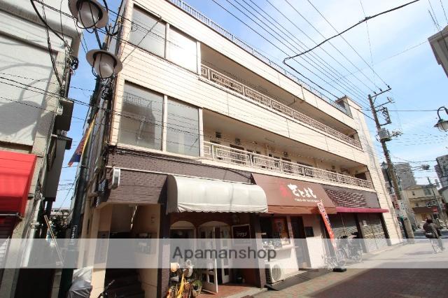 東京都葛飾区、平井駅徒歩30分の築41年 3階建の賃貸マンション