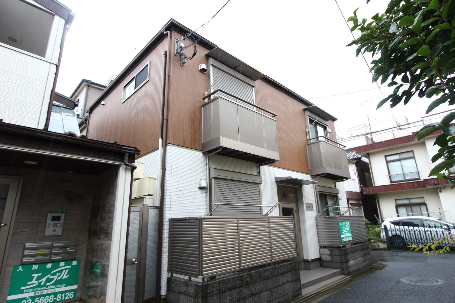東京都江戸川区、小岩駅徒歩15分の築6年 2階建の賃貸アパート
