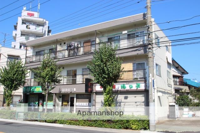 東京都江戸川区、平井駅徒歩37分の築38年 3階建の賃貸マンション