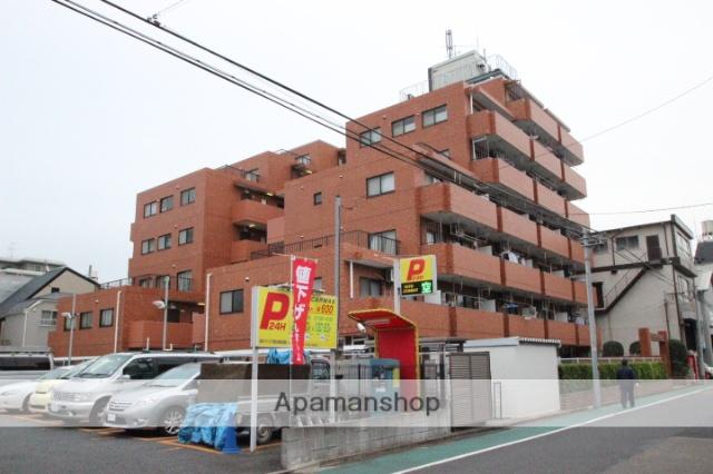 東京都葛飾区、新小岩駅徒歩15分の築28年 7階建の賃貸マンション