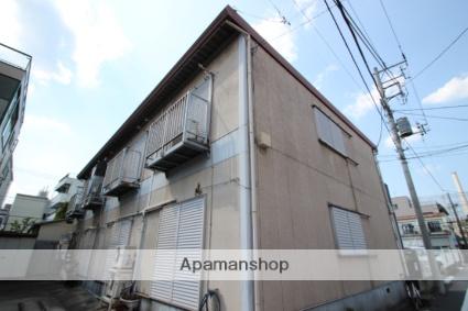 東京都墨田区、平井駅徒歩16分の築38年 2階建の賃貸アパート
