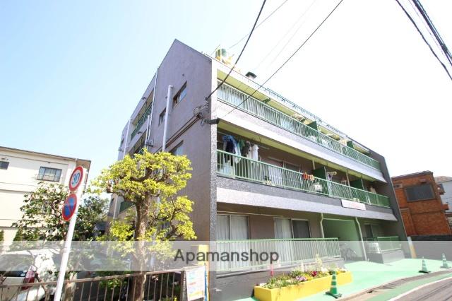 東京都葛飾区、平井駅徒歩36分の築42年 4階建の賃貸マンション