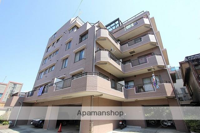 東京都江戸川区、平井駅徒歩14分の築15年 6階建の賃貸マンション