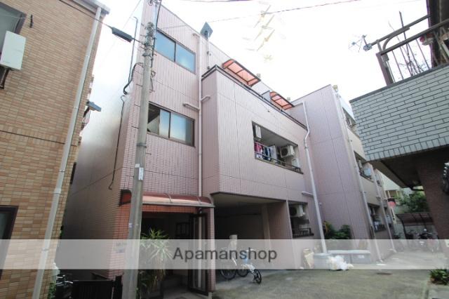 東京都葛飾区、平井駅徒歩30分の築23年 3階建の賃貸マンション
