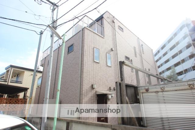 東京都葛飾区、新小岩駅徒歩8分の築7年 2階建の賃貸マンション