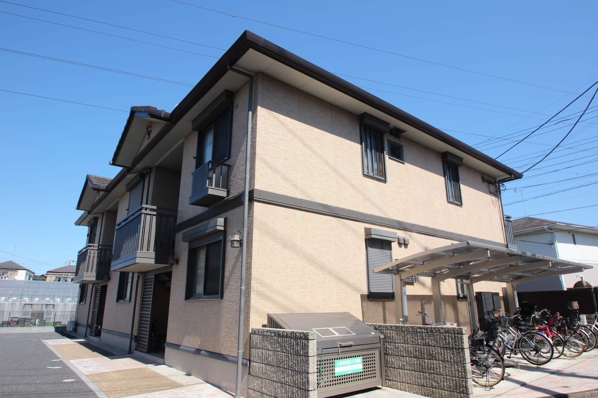 東京都江戸川区、小岩駅徒歩25分の築8年 2階建の賃貸アパート