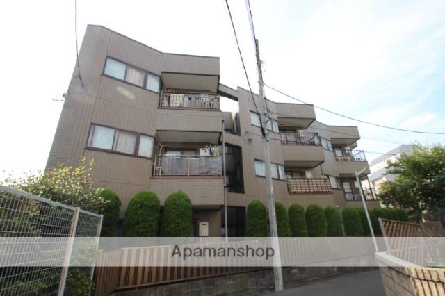 東京都葛飾区、平井駅徒歩39分の築24年 3階建の賃貸マンション