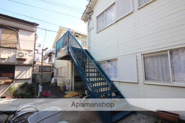 東京都江戸川区、平井駅徒歩12分の築29年 2階建の賃貸アパート