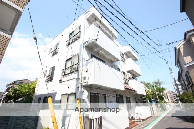東京都江戸川区、新小岩駅徒歩12分の築28年 3階建の賃貸マンション
