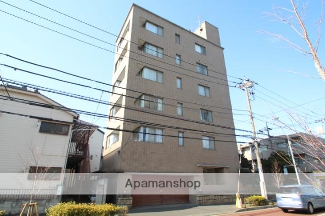 東京都江戸川区、新小岩駅徒歩11分の築25年 6階建の賃貸マンション