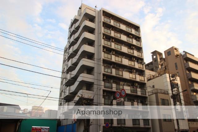 東京都墨田区、小村井駅徒歩6分の築23年 9階建の賃貸マンション