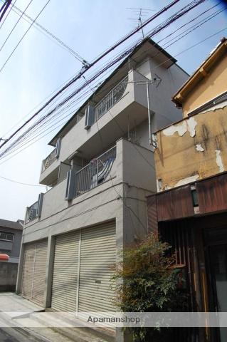 東京都江戸川区、平井駅徒歩10分の築39年 3階建の賃貸マンション