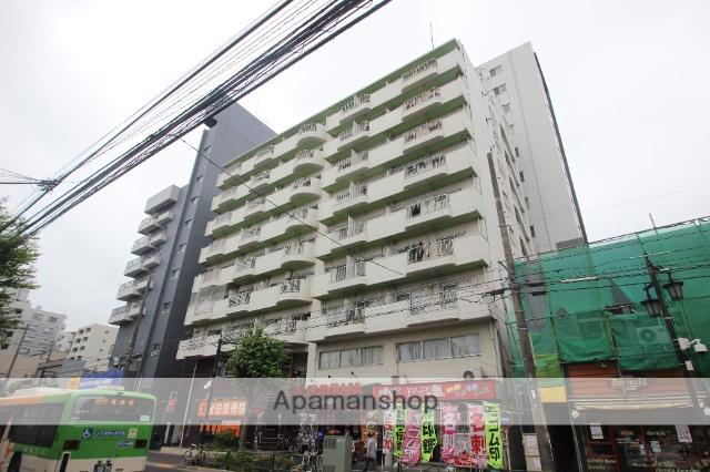 東京都葛飾区、新小岩駅徒歩8分の築38年 9階建の賃貸マンション