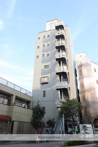 東京都江戸川区、平井駅徒歩7分の築19年 8階建の賃貸マンション