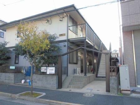 東京都江戸川区、一之江駅徒歩27分の築21年 2階建の賃貸アパート