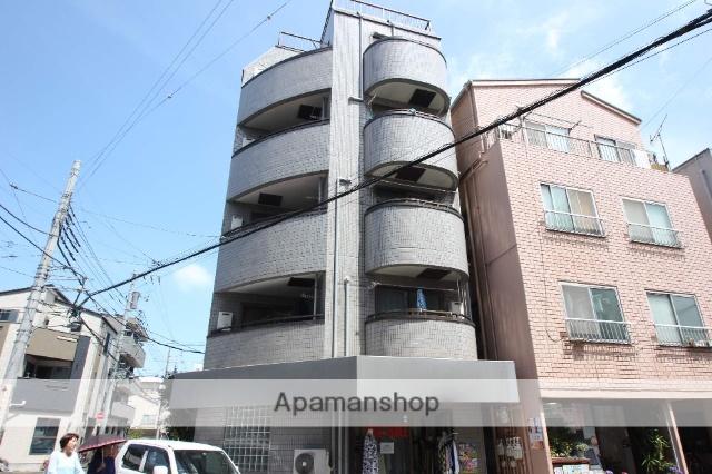 東京都江戸川区、平井駅徒歩2分の築24年 5階建の賃貸マンション