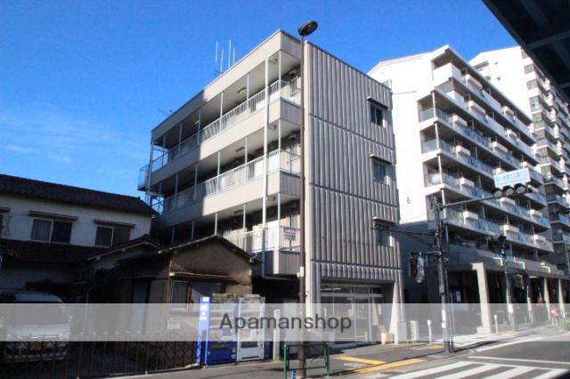 東京都葛飾区、新小岩駅徒歩8分の築32年 4階建の賃貸マンション