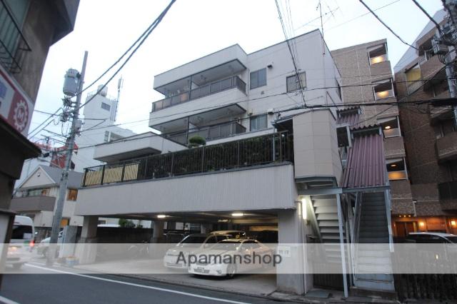 東京都江戸川区、平井駅徒歩3分の築31年 4階建の賃貸マンション