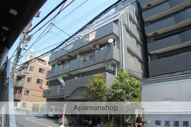 東京都江戸川区、平井駅徒歩2分の築25年 6階建の賃貸マンション