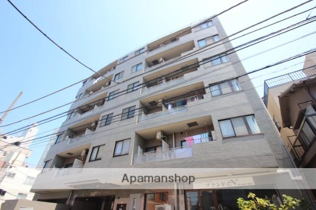 東京都江戸川区、平井駅徒歩3分の築26年 9階建の賃貸マンション