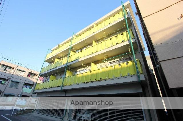 東京都江戸川区、平井駅徒歩8分の築43年 4階建の賃貸マンション