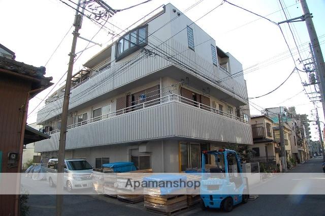 東京都江戸川区、平井駅徒歩6分の築28年 2階建の賃貸マンション