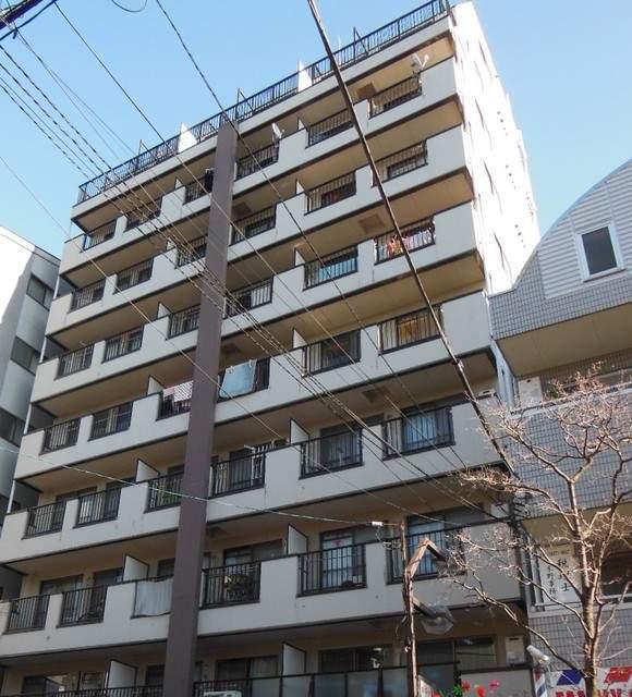 東京都葛飾区、青砥駅徒歩3分の築28年 10階建の賃貸マンション