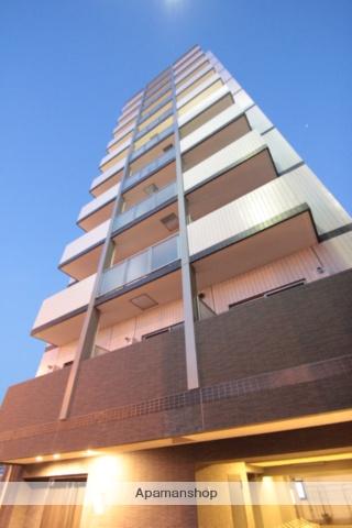 東京都葛飾区、新小岩駅徒歩39分の築1年 11階建の賃貸マンション