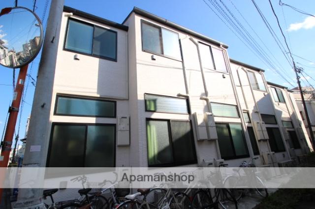 東京都江戸川区、平井駅徒歩8分の築1年 2階建の賃貸アパート