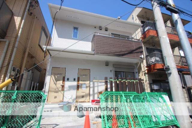 東京都江戸川区、平井駅徒歩8分の築2年 2階建の賃貸アパート