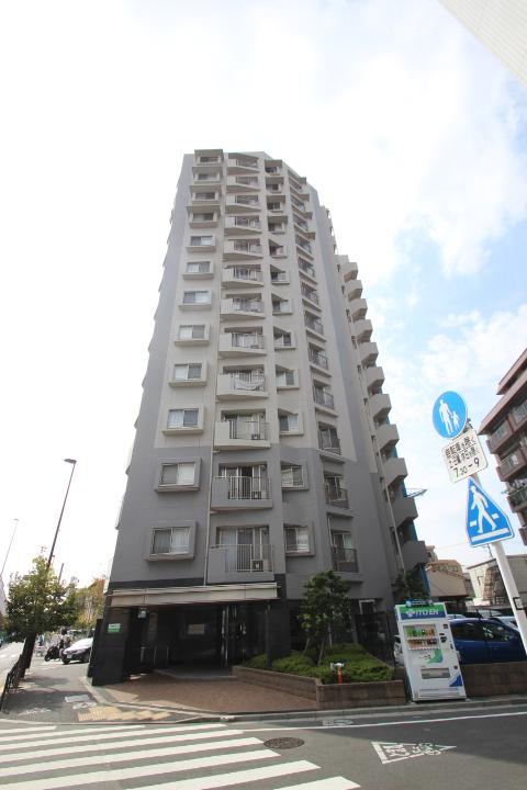 東京都葛飾区、平井駅徒歩24分の築11年 13階建の賃貸マンション
