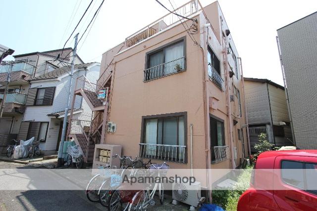 東京都江戸川区、平井駅徒歩5分の築42年 3階建の賃貸マンション