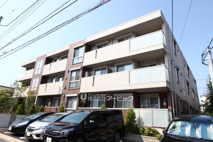 東京都江戸川区、瑞江駅徒歩15分の築1年 3階建の賃貸アパート