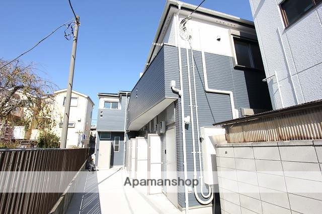 東京都墨田区、平井駅徒歩31分の築1年 2階建の賃貸アパート