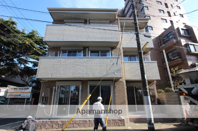 東京都江戸川区、小岩駅徒歩9分の新築 3階建の賃貸アパート