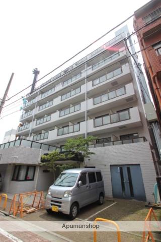 東京都葛飾区、平井駅徒歩25分の築28年 9階建の賃貸マンション
