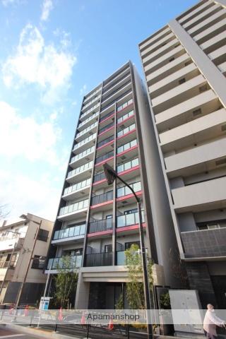 東京都葛飾区、平井駅徒歩25分の築1年 13階建の賃貸マンション
