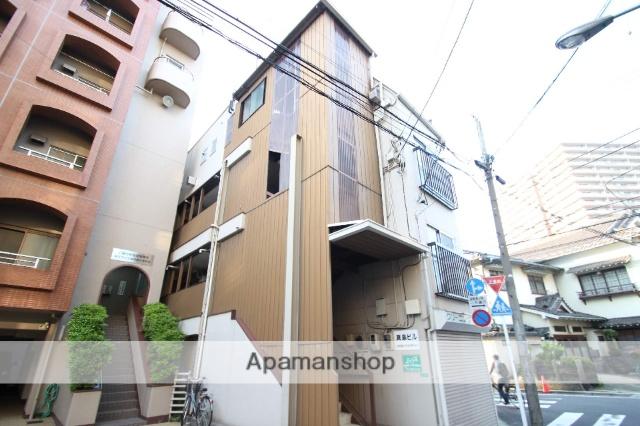 東京都江戸川区、平井駅徒歩4分の築35年 4階建の賃貸マンション