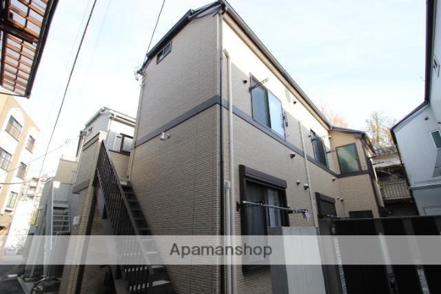 東京都墨田区、平井駅徒歩24分の築1年 2階建の賃貸アパート