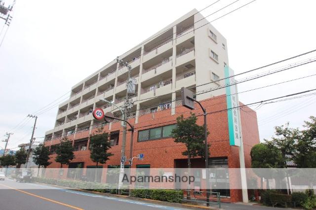 東京都葛飾区、新小岩駅徒歩13分の築36年 7階建の賃貸マンション