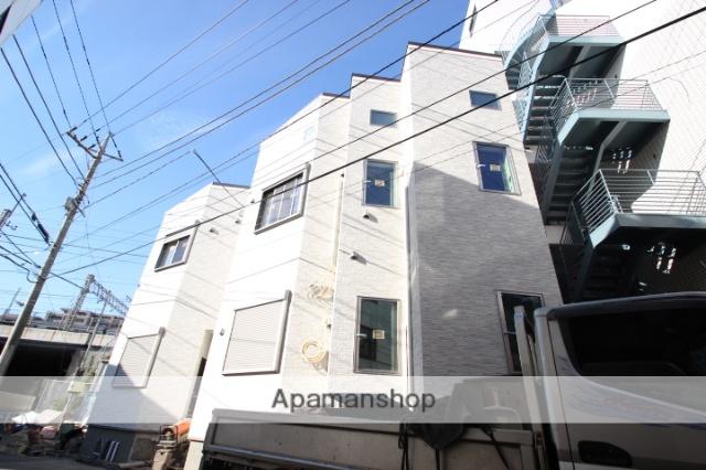 東京都江戸川区、平井駅徒歩4分の新築 2階建の賃貸アパート