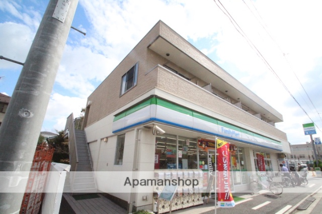 東京都江戸川区、新小岩駅徒歩15分の築3年 2階建の賃貸アパート