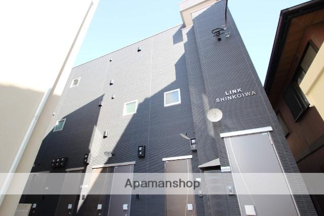 東京都葛飾区、平井駅徒歩30分の新築 3階建の賃貸マンション