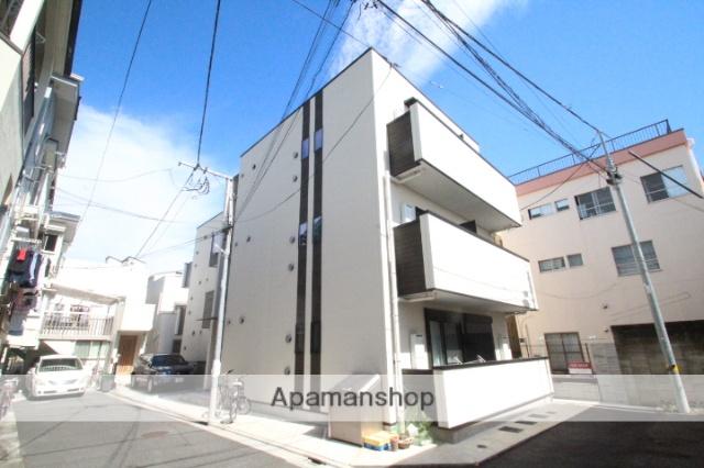 東京都江戸川区、平井駅徒歩5分の新築 3階建の賃貸アパート