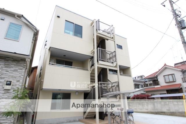 東京都江戸川区、小岩駅徒歩19分の新築 3階建の賃貸マンション