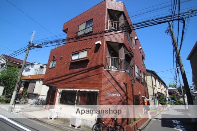 東京都江戸川区、平井駅徒歩7分の築29年 3階建の賃貸マンション